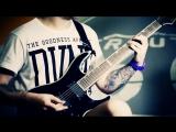 After The Burial - Berzerker (Ilya Kuhin Guitar Cover)