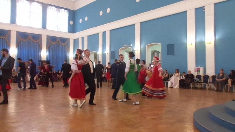 Шарка барка калмыцкий танец