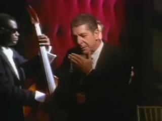 Леонард Коэн «Танцуй со мной до конца любви»