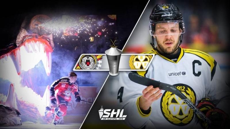 SHL - Slutspel - Luleå Hockey - Brynäs IF 2018-03-16
