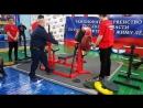 Жим лёжа 185 кг без экипировке до 83 кг Василий Сёмин