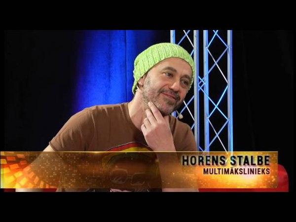 Rampas Ugunis Multimākslinieks Horens Stalbe