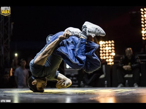 BBOY VICTOR Recap   Battle De Vaulx International 2018