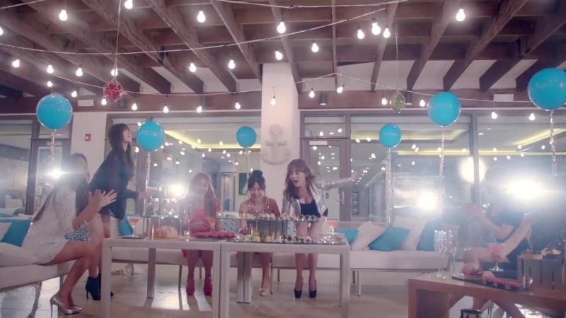 AOA - Good Luck MUSIC VIDEO