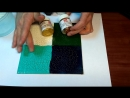 Мастер-класс по затиркам fractal_paint