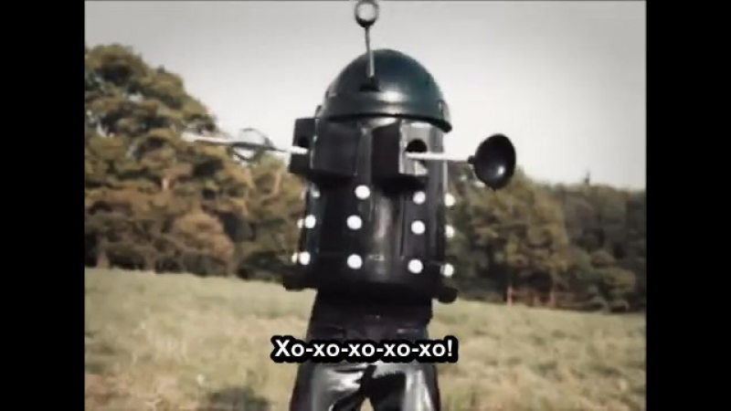 [FRT Sora] Japanese Doctor Who [480p] [RUS SUB]