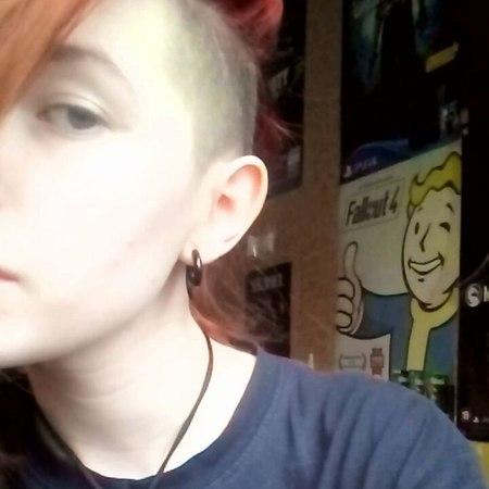 🌇🌹📑Yulia Andreeva 👱😺🔥 on Instagram videos video videogame slipknot rockstar rock music musica tbt❤️ girl bloody wound makeupvideo m