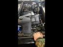 Замена мотора на BMW X5 e53. Первый запуск.