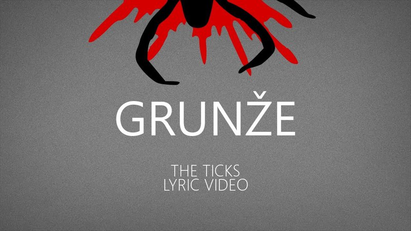 The Ticks - Grunže (lyric video)