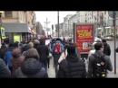 У центрі Москви заспівали найвідомішу пісню про Путіна