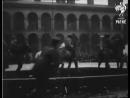 1914 -18 Single Stick On Horseback- Balaclava Melee Contest - England
