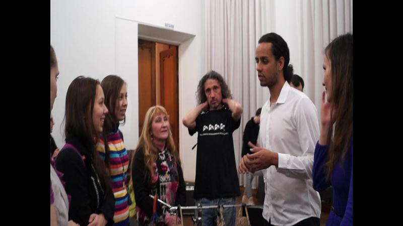 LEO de PAULA-Творческая встреча...