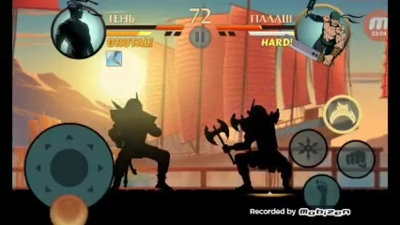 Shadow fight 2 - Телохранитель Осы 59.