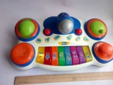 Видео обзоры игрушек - Пианино Маленькая Звездочка CHICCO