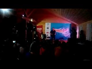 Аллилуйя. Павел Фахртдинов + Андрей Сидоров ( Леонард Коэн)VID_20180224_204208