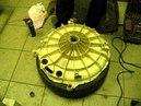 Замена подшипников в стиральной машине Ardo, Ардо