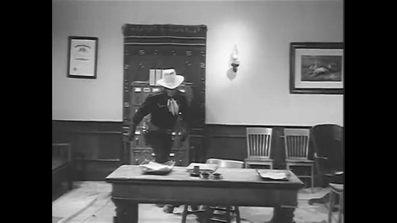 Fugitive of the Plains (1943)