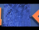 Объемные буквы со светодиодной подсветкой и airsystem