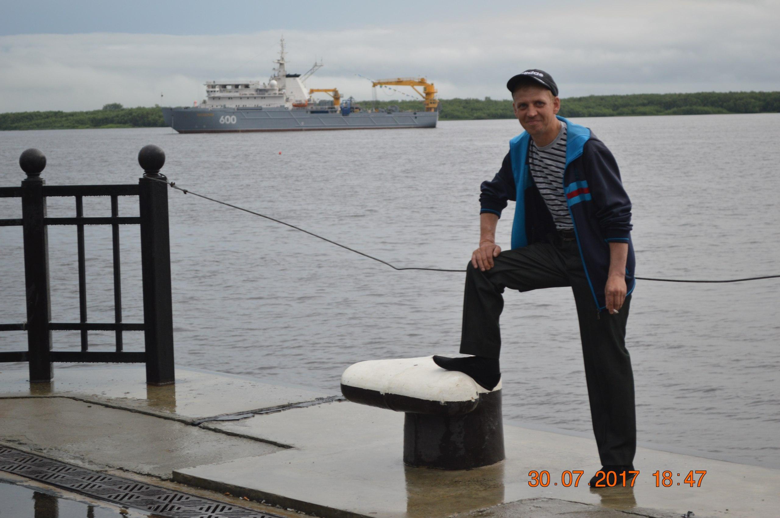 Aleksander, 44, Arkhangelsk