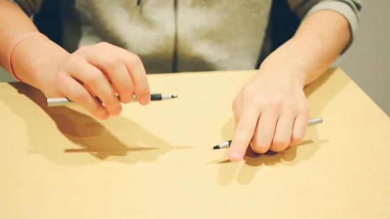 Сыграли ручками