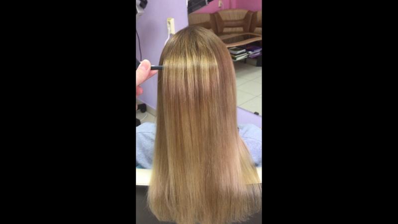 Spa ритуал для волос Cholatier