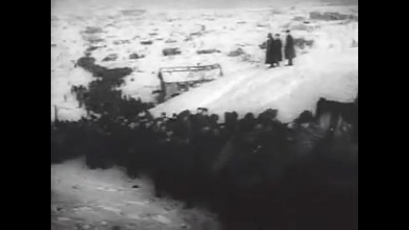 Капитуляция Паулюса под Сталинградом The surrender of Paulus at Stalingrad