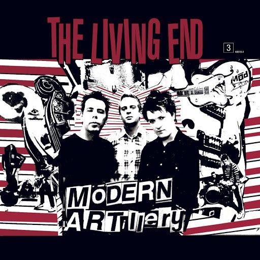 The Living End альбом MODERN ARTillery