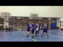 Нападающий удар в волейболе