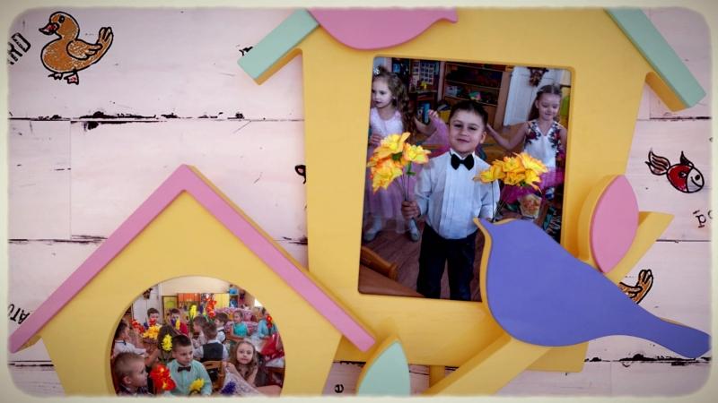 С 8 марта мамы детского сада № 20