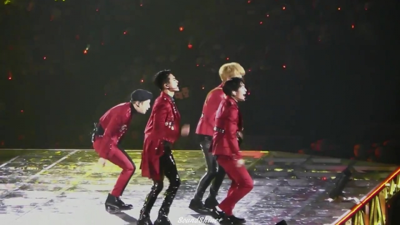 180217 Why So Serious [SHINee WORLD THE BEST 2018~FROM NOW ON~] Osaka