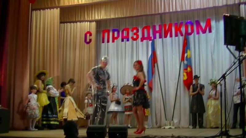 Парад экомоды (СОШ Троицкая)