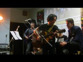 Фрагмент рок-концерта памяти музыканта Олега Теплых 29 ноября 2017 года
