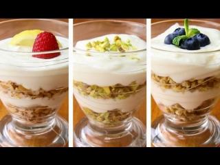 3 полезных десерта для худеющих