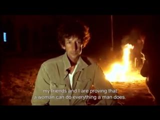 Zozan Cudi, the defiant Kobane fighter. 2015