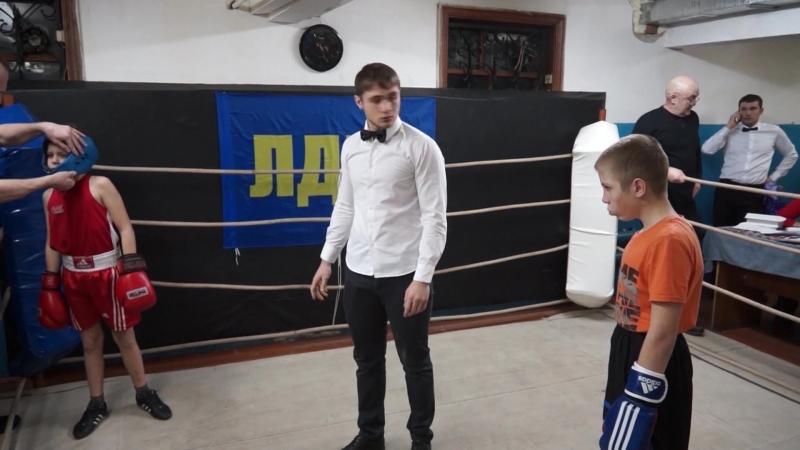 Науман Анатолий VS Даньшин Александр