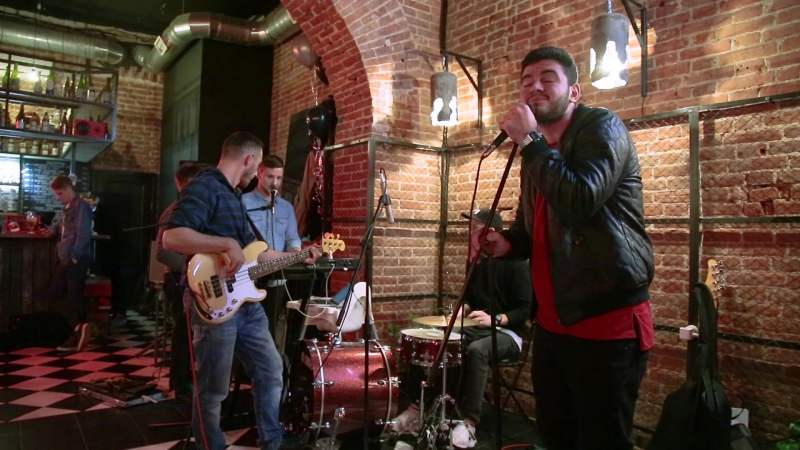 Vocal Jam в Shaverma_bar