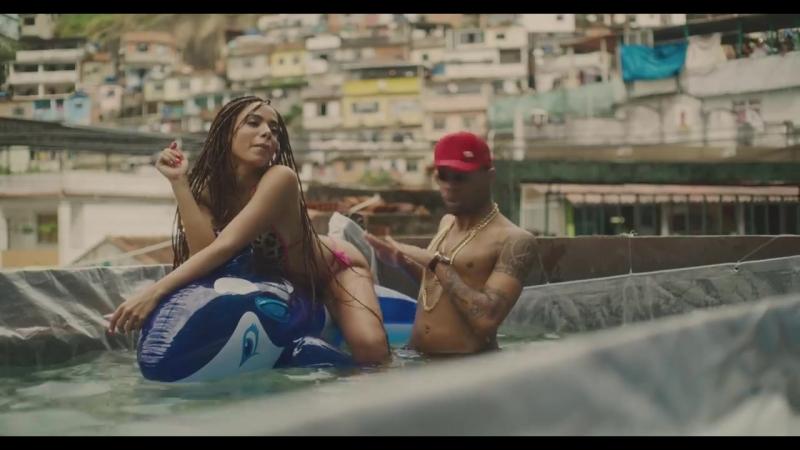 Anitta, Mc Zaac, Maejor ft. Tropkillaz DJ Yuri Martins - Vai Malandra (Official Music Video)