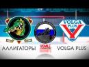 Видеообзор матча «Аллигаторы» - «Volga Plus» СЛХЛ