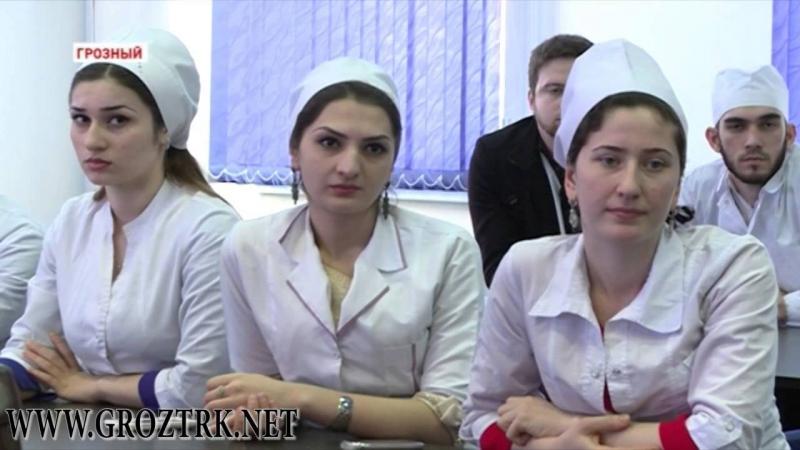 Педиатры из Санкт-Петербурга готовят группу чеченских врачей