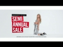 VS Semi-Annual Sale TV Commercial (January 2018)