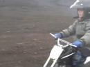 Зайцев Никита гонки на мотоцикле Кемерово
