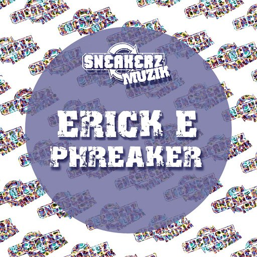 Erick E альбом Phreaker
