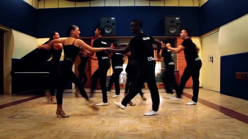 Salsa Colombiana by Balcón De Los Artistas Dancers