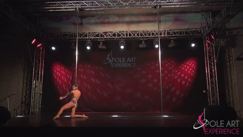 Agnieszka Miś | PROFESSIONAL | Pole Art Experience 2018 2nd place PROFESSIONAL