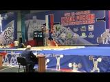 Тимур Орликов в кат 69 толчок154 кг
