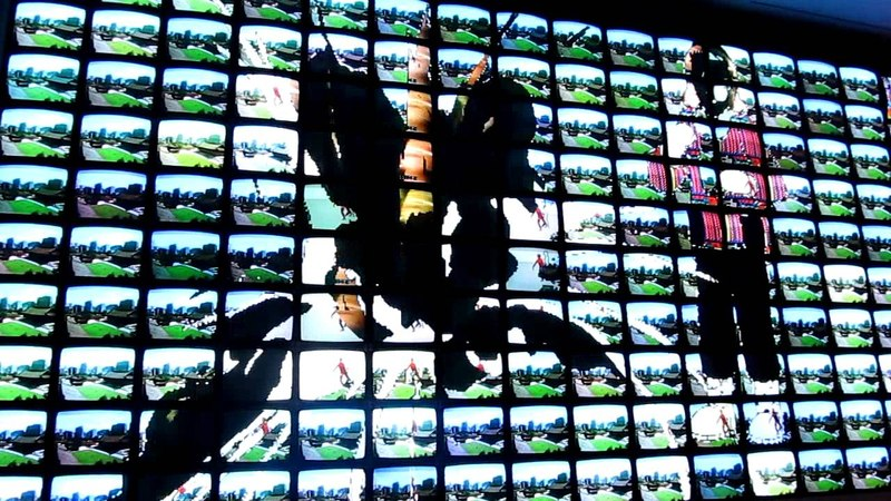 Megatron Matrix- Nam June Paik