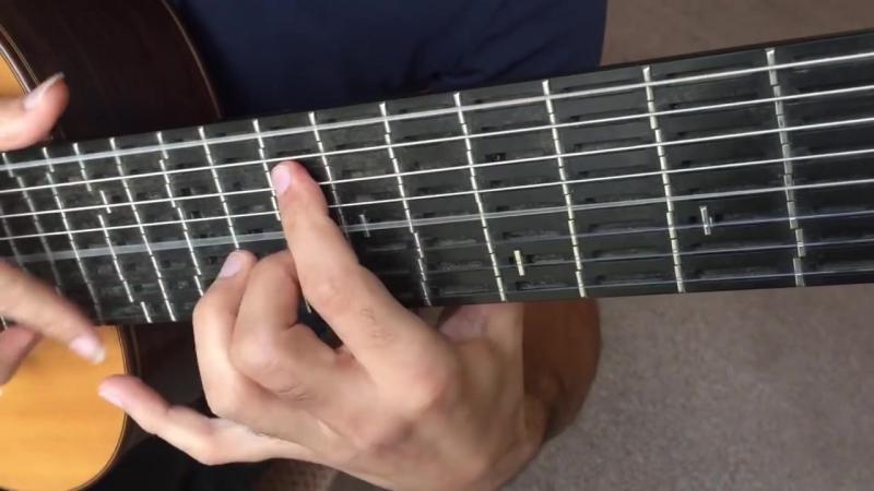 Hey Onbeşli Microtonal Guitar Tolgahan Çoğulu
