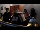 Хор храма Нечаянная Радость г. Новомосковск - Душе моя (2018)