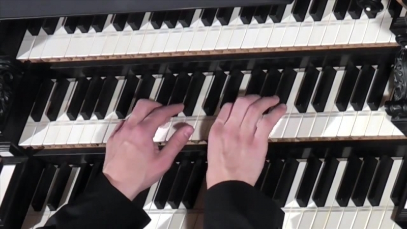 675 J.S. Bach - Chorale prelude Allein Gott in der Höh sei Ehr, BWV 675 - Daniel Bruun