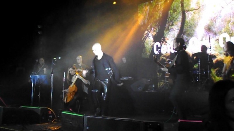 Celtic City Orchestra и Алекс Голдберг